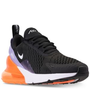 new arrival 075d0 51fa2 Nike Girls' Air Max 270 Casual Sneakers from Finish Line ...