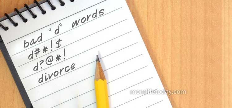 """Add the """"D-Word"""" to the List of Four-Letter Words 