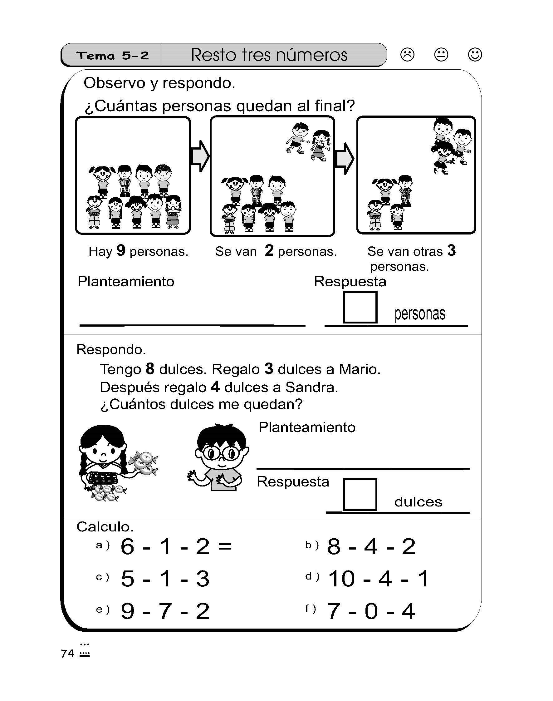Pin By Mirian Salazar On Matematica Primero