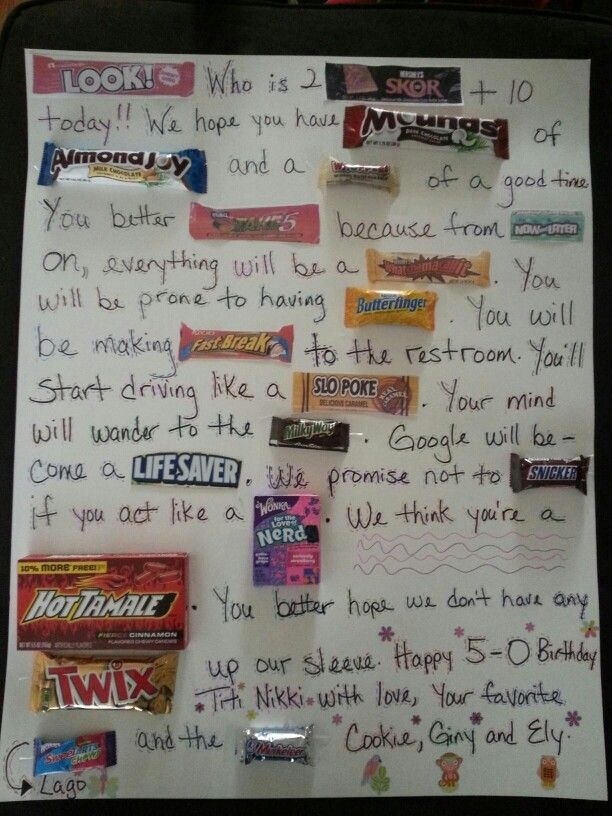 Pin By Kari Dekrey Dreher On Try It Birthday Gag Gifts