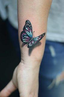 Photo of Schmetterling Tattoo Sammlung