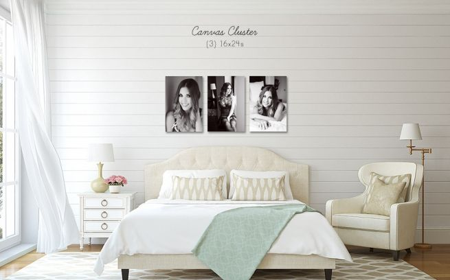 Madison Vining Photography 187 Blog Canvas Cluster Boudoir