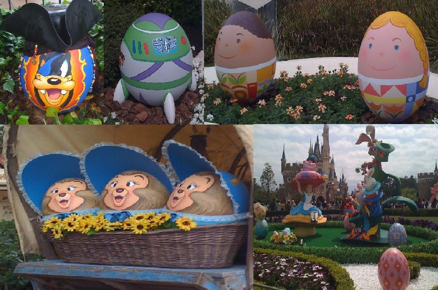 Easter Egg Characters Tokyo Disney Resort,http://mousetalestravel.com/aimee-best-quote-form/