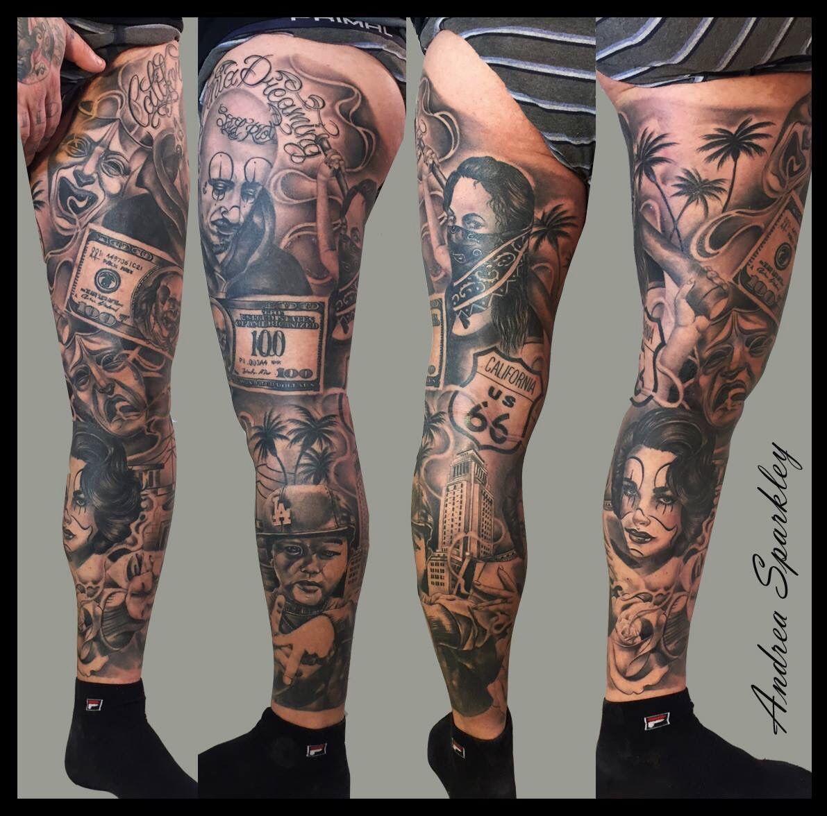 Tattoo Ideas Magazine: Like The Idea And Great Artwork