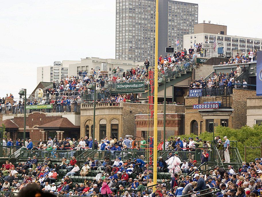 Watch the Chicago Cubs play from a \