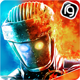 Real Steel Champions (Unlimited Money/Gold) v2.4.136 Mod