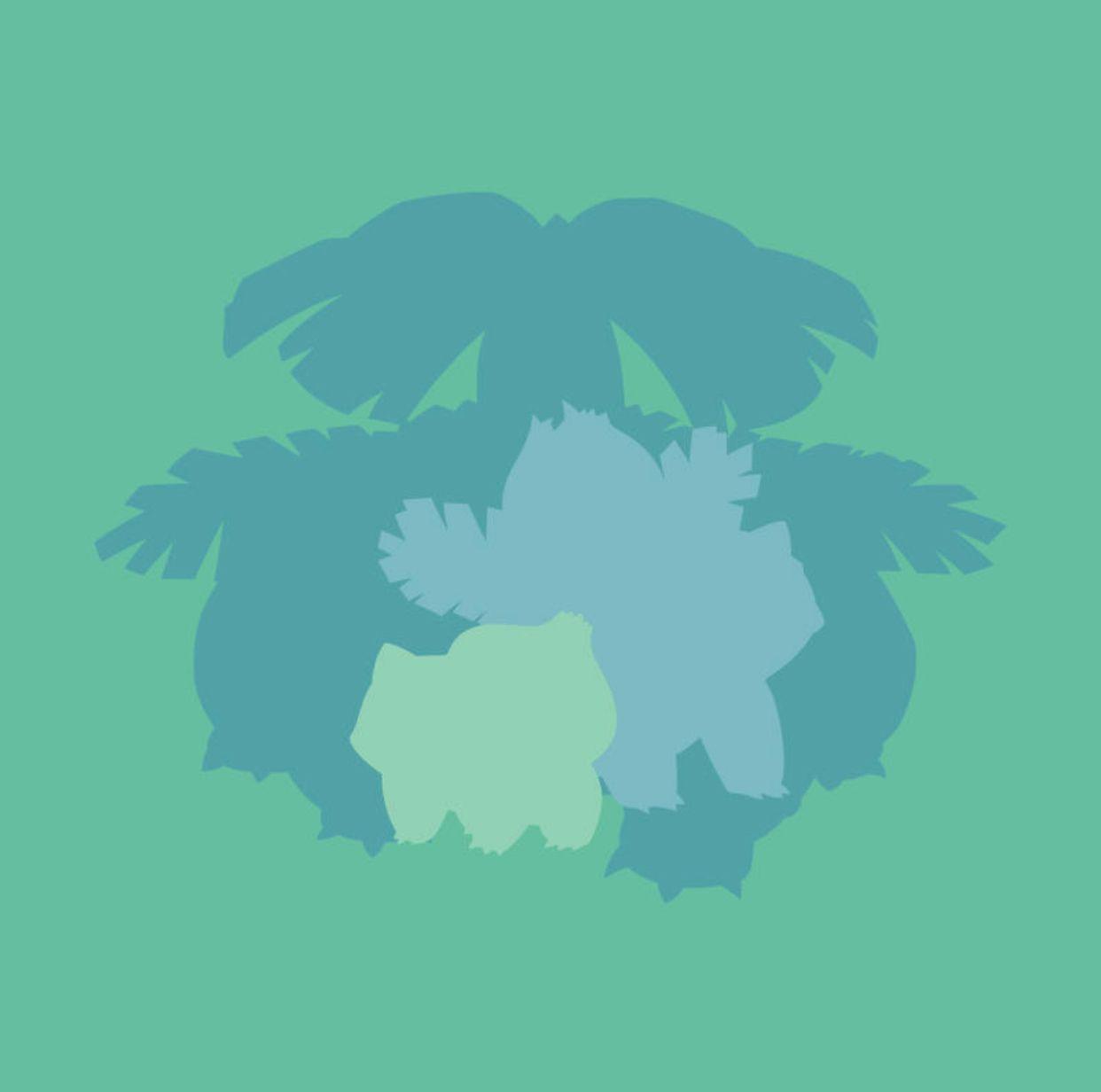 Bulbasaur - Ivysaur - Venusaur By ncoll36