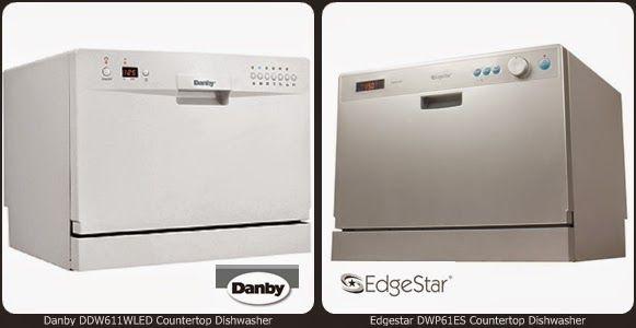 Countertop Dishwasher Vs Edgestar