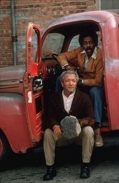 Sandford And Son Truck Google Search Sanford And Son Old Tv
