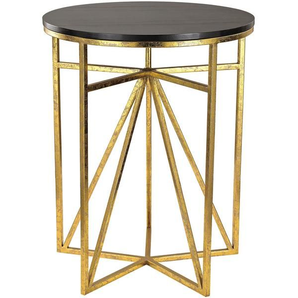 Everest Geometric Accent Table In 2019 Furniture