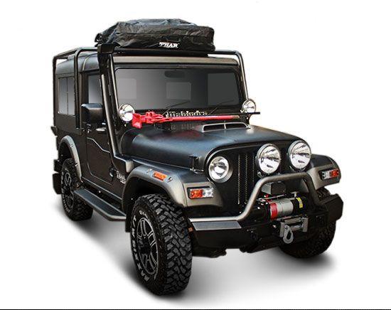 Thar Midnight Overview Jpg 550 436 Mahindra Jeep Dream Cars