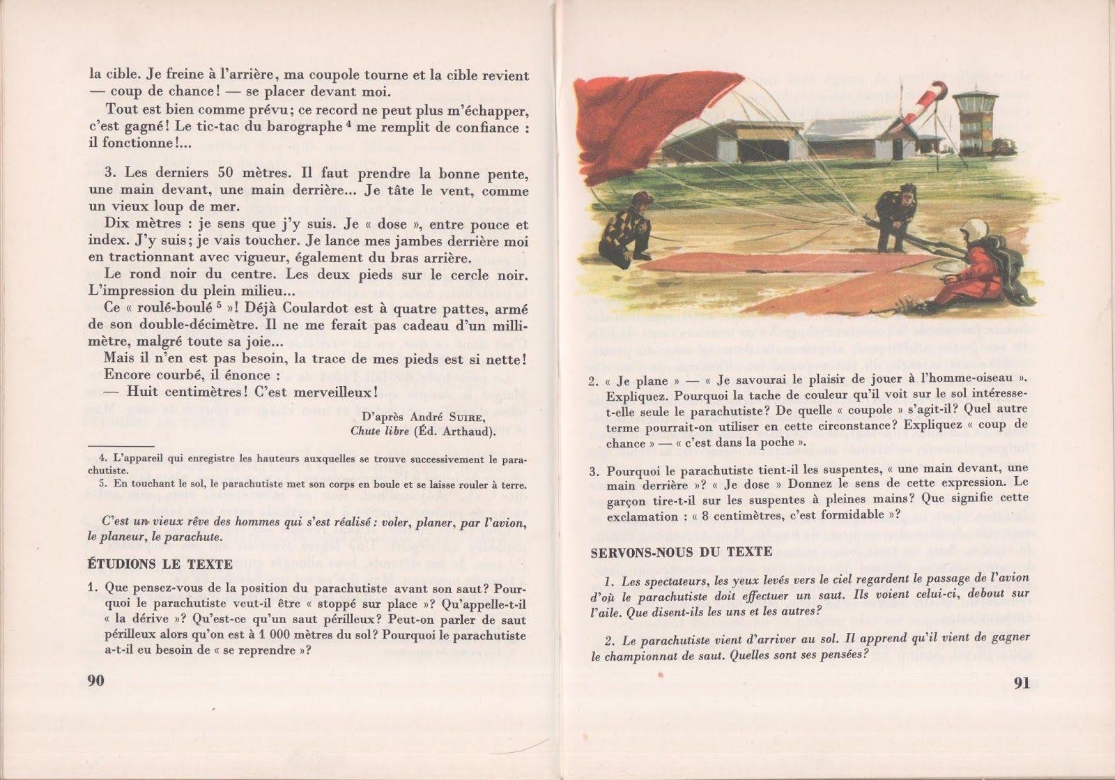 Picard Brandicourt Mon Livre De Lecture Cm1 1968 Grandes Images Lecture Cm1 Livre De Lecture Lecture