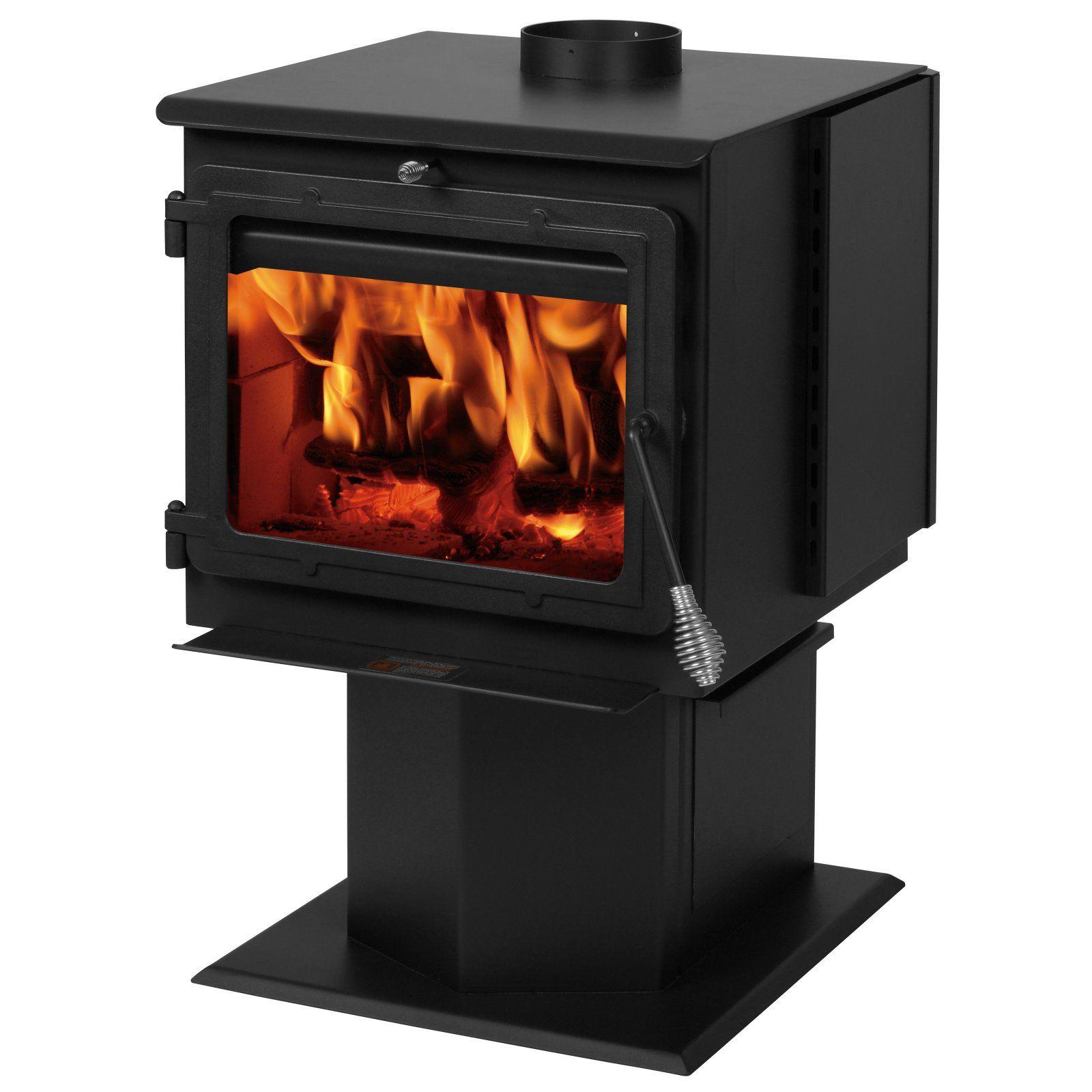Summers Heat Smartstove Wood Burning Stove Wood pellet