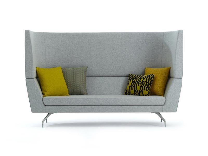 Cwtch sofa | High back acoustic sofa | {decorate} in 2019 | Sofa ...
