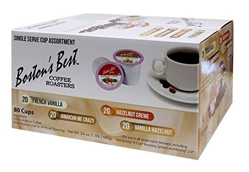 Costa Coffee Single Serve Pods Compatible with Keurig K Cup Brewers, Medium Roast, 20 count