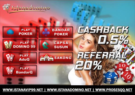 ISTANADOMINO Situs Poker Online & Domino99 Dengan Minimal