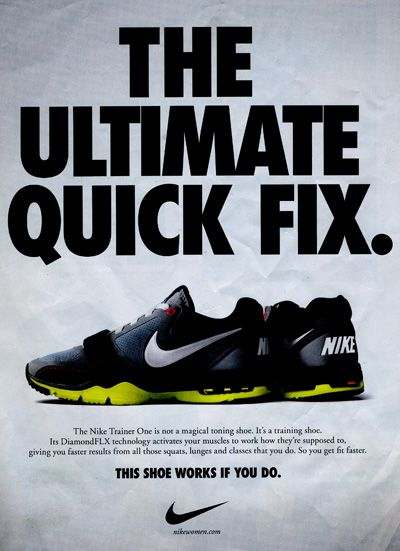 Nike Fix Fails Shoe Advertising Nike Nike Trainers