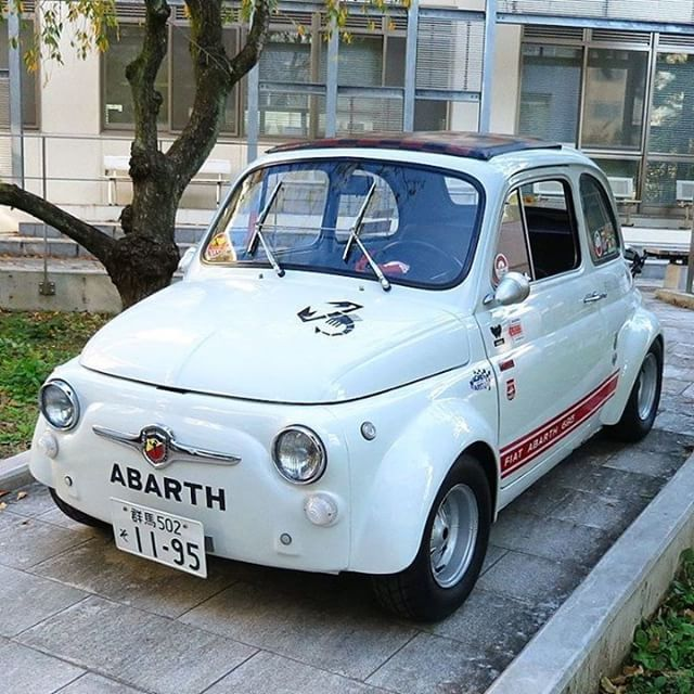 Would You Like To Tour Japna On A Fiat Abarth 695ss Tag