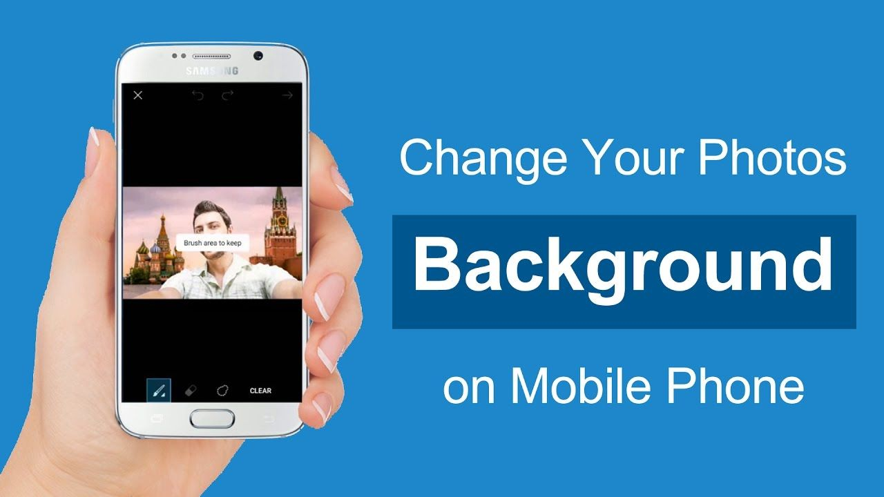 How To Change Photo Background On Mobile With Picsart Photo Backgrounds Photo Change Background