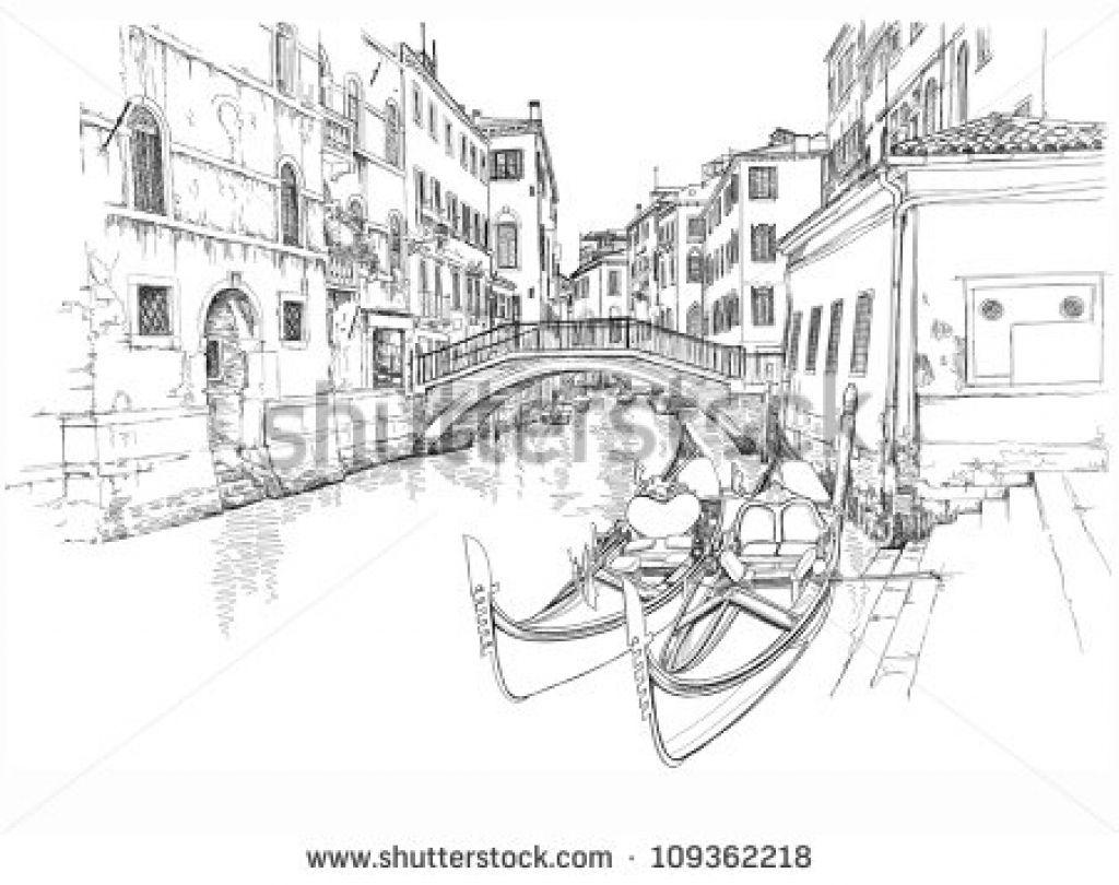 Venice Winter Carnival Coloring Sheets