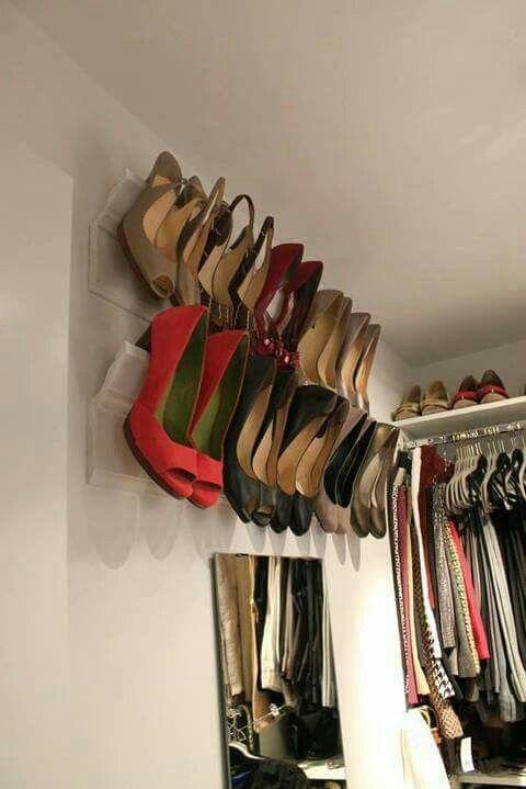 Boa ideia pra sapatos