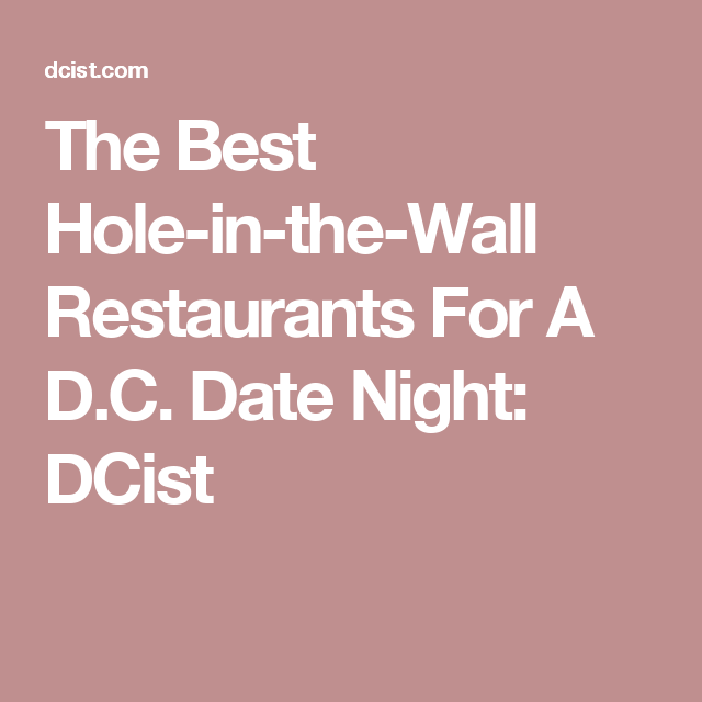 dcist dating