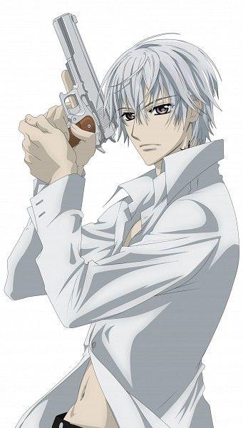 Zero Kiryu From Vampire Knight Vampire Knight Zero Vampire