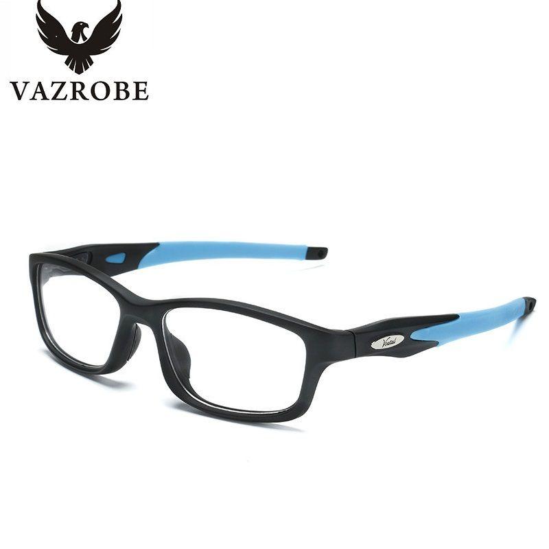 vazrobe brand tr90 eyeglasses frame men women ultra light eye glasses frames for womens designer - Womens Designer Eyeglass Frames