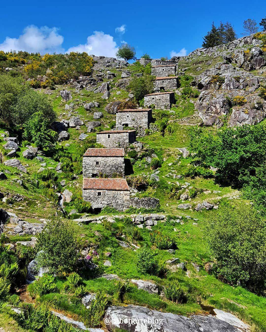 Ruta Polos Muíños Do Folón O Rosal Vía Cabonorteblog Baixomiño Galicia Sientegalicia Lugares De España Lugares Maravillosos Rutas De Senderismo