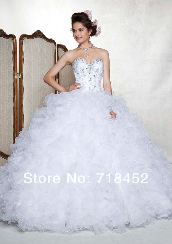 Big Sweet 16 Dresses