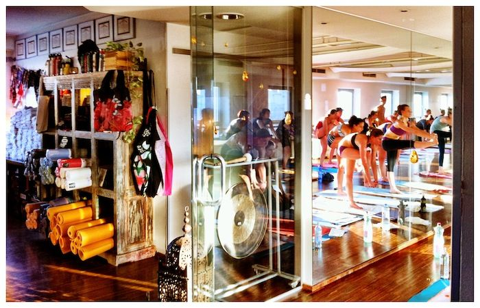 the hottest studio in town - vienna, that is!