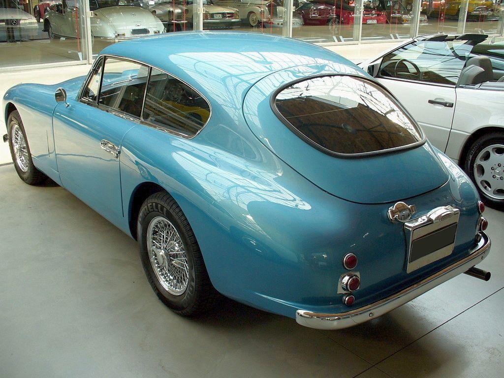 Aston Martin DB2-4 Mark I Heck - Aston Martin DB2/4 - Wikipedia