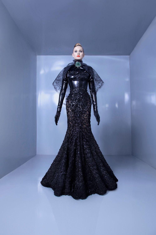 Magnificent Goth Prom Dress Image - All Wedding Dresses ...