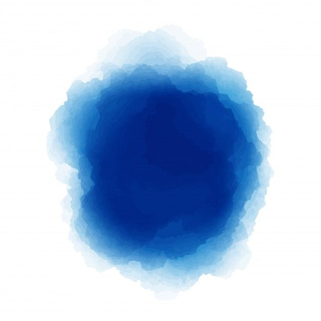Download Blue Watercolor Stain For Free Blue Art Watercolor