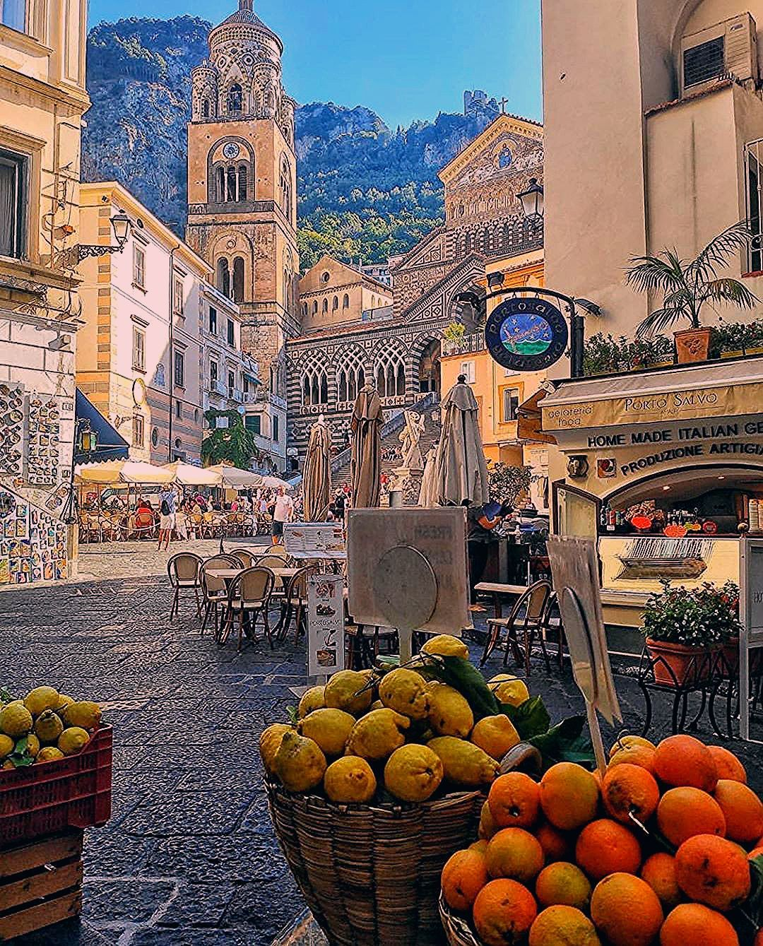 Photo of Amalfi, Italy – Fİko BLog