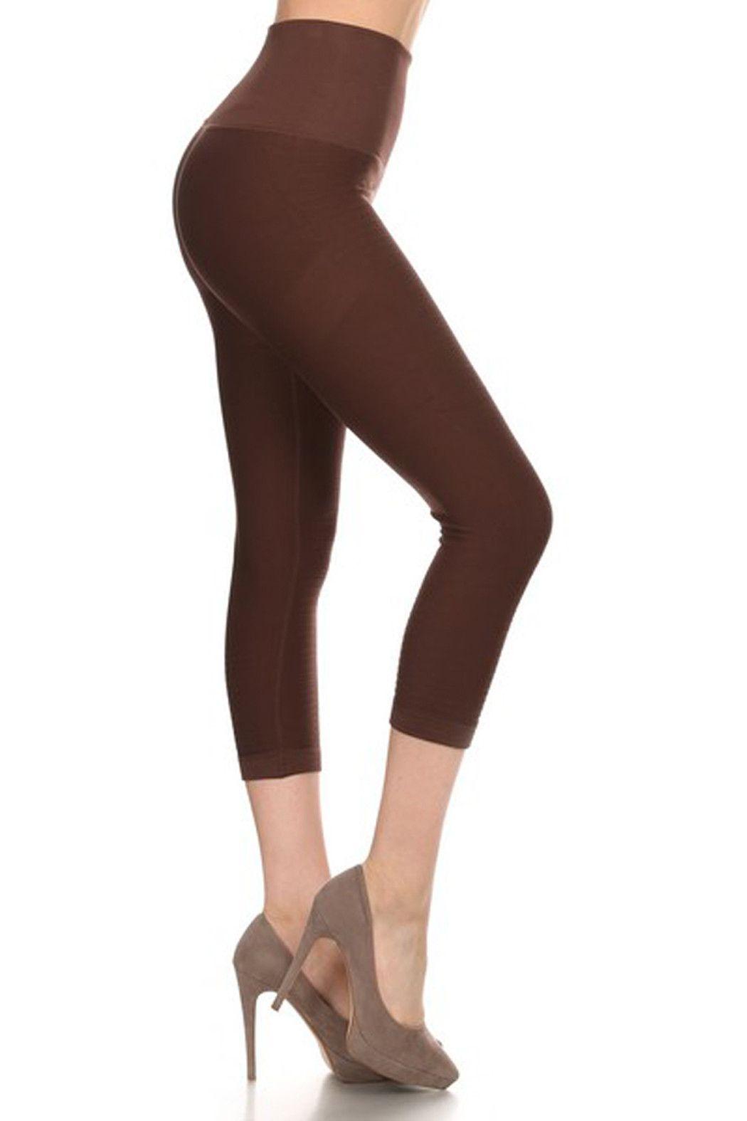 e90f41fd1 Performance Compression Active Wear Yoga Pants Legging Leggings Depot,  Women's Leggings, Capri Leggings,
