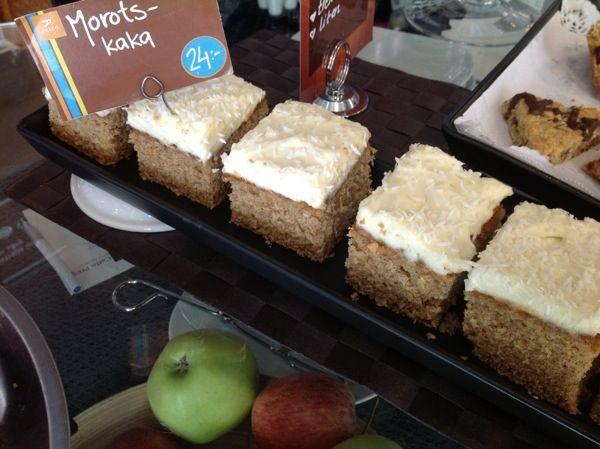 Leckerer Schwedischer Mohrenkuchen Morotskaka Rezept Aus Schweden Hej Sweden Mohrenkuchen Kaffee Und Kuchen Mohren Kuchen