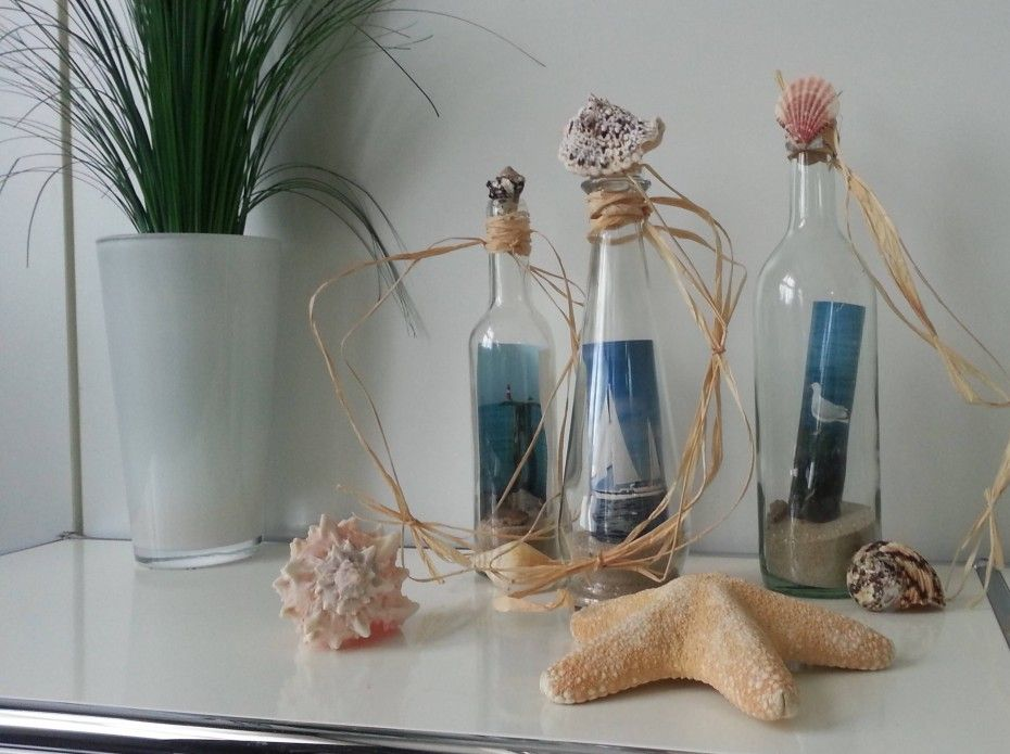 dekorative flaschenpost hochzeit pinterest flaschenpost strandurlaub und maritim. Black Bedroom Furniture Sets. Home Design Ideas