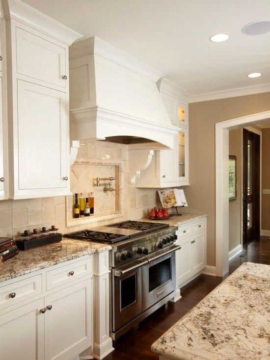Tan Walls Kitchen Design Ideas Pictures Remodel And Decor Kitchen Design Tan Kitchen Home Kitchens