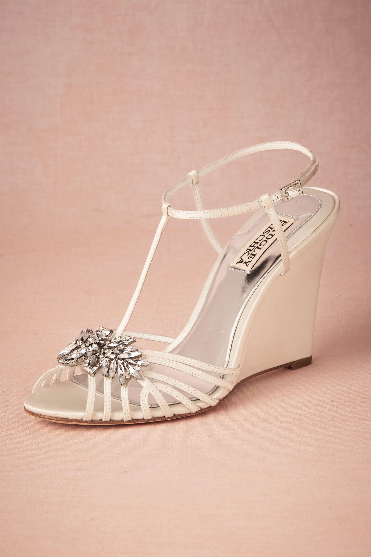 f73b8263eb7 BHLDN Gigi Wedge in Sale Shoes at BHLDN