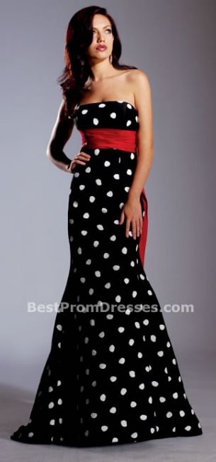 different view of the #Jovani #black/white #dress $400 | My Style ...