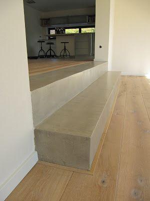 Beton Cire Treppe hier werden einige arbeitsbeispiele gezeigt die mit betoncire