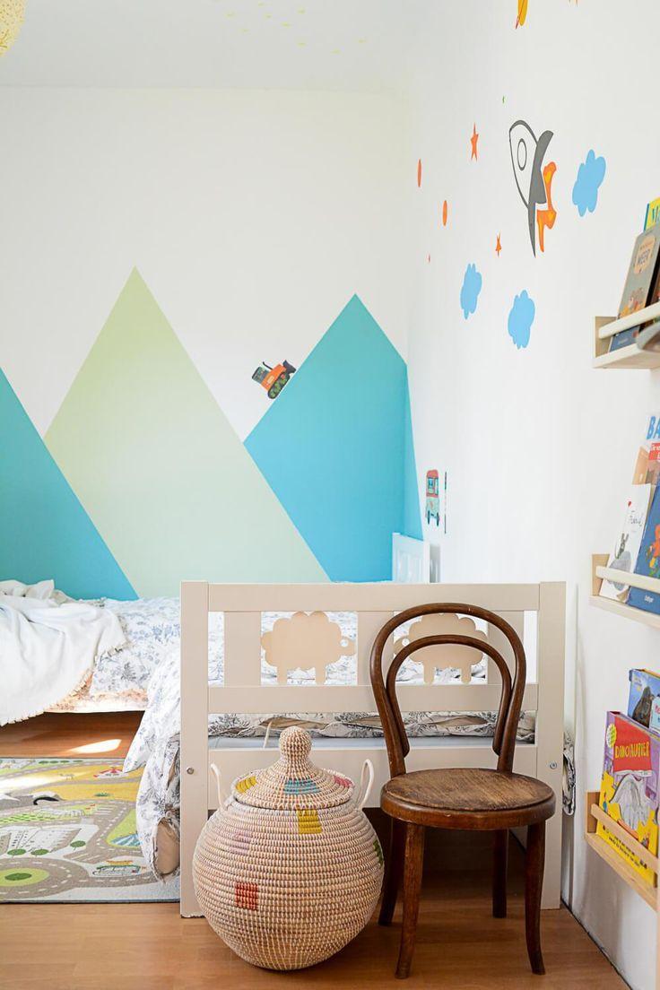 Projekt Spielzeugfreies Kinderzimmer, und wie du endlich