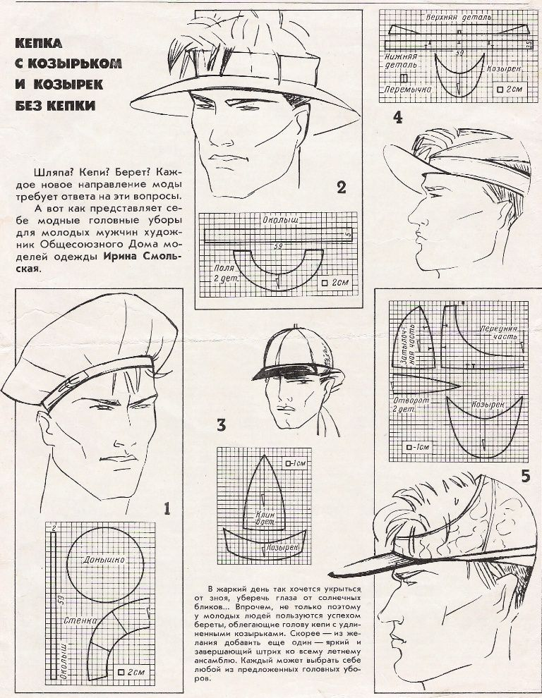 Why is a guy modeling female hats? | Кепки | Pinterest | Gorros ...