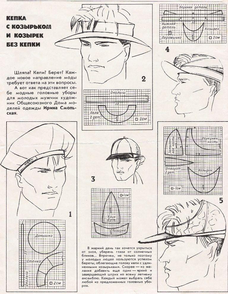 Pin de Lina Cardenas en gorras ... | Pinterest | Hacer sombrero ...