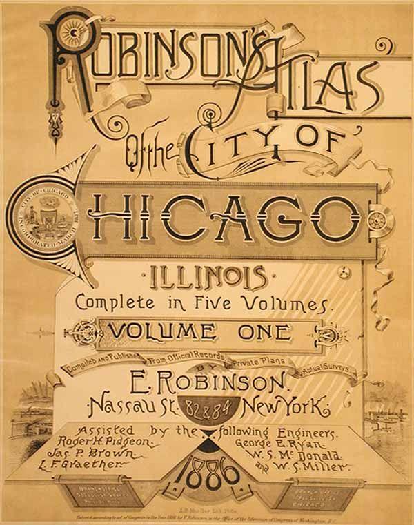 George Ritzlin Antique Maps Prints Vintage Graphic Design