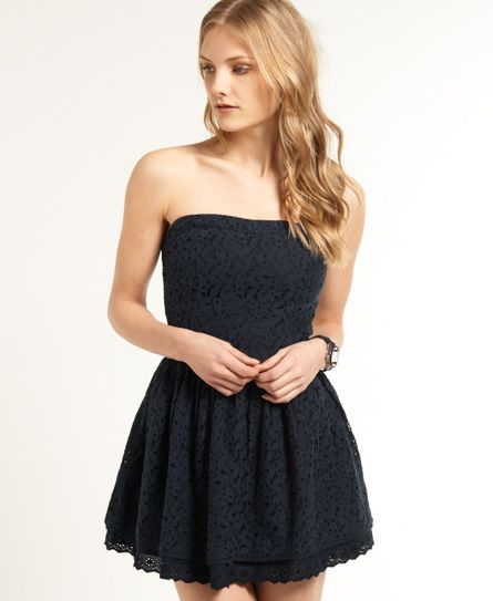 3c53ad1655bb8 Superdry 50s Dovecote Dress. Get Free Shipping on All Orders in North  America at Superdry.