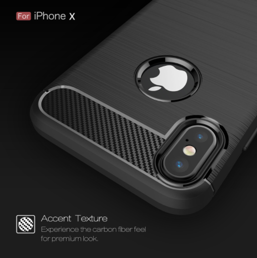 Luxury Shockproof Armor Carbon Case For Iphone X In 2020 Waterproof Phone Case Iphone Case Covers Iphone