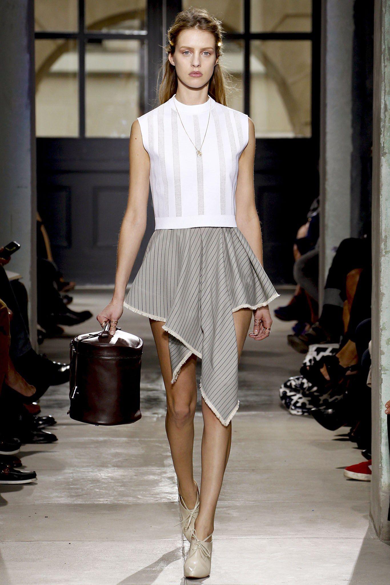 Balenciaga Spring 2013 Ready to Wear Fashion Show   Fashion