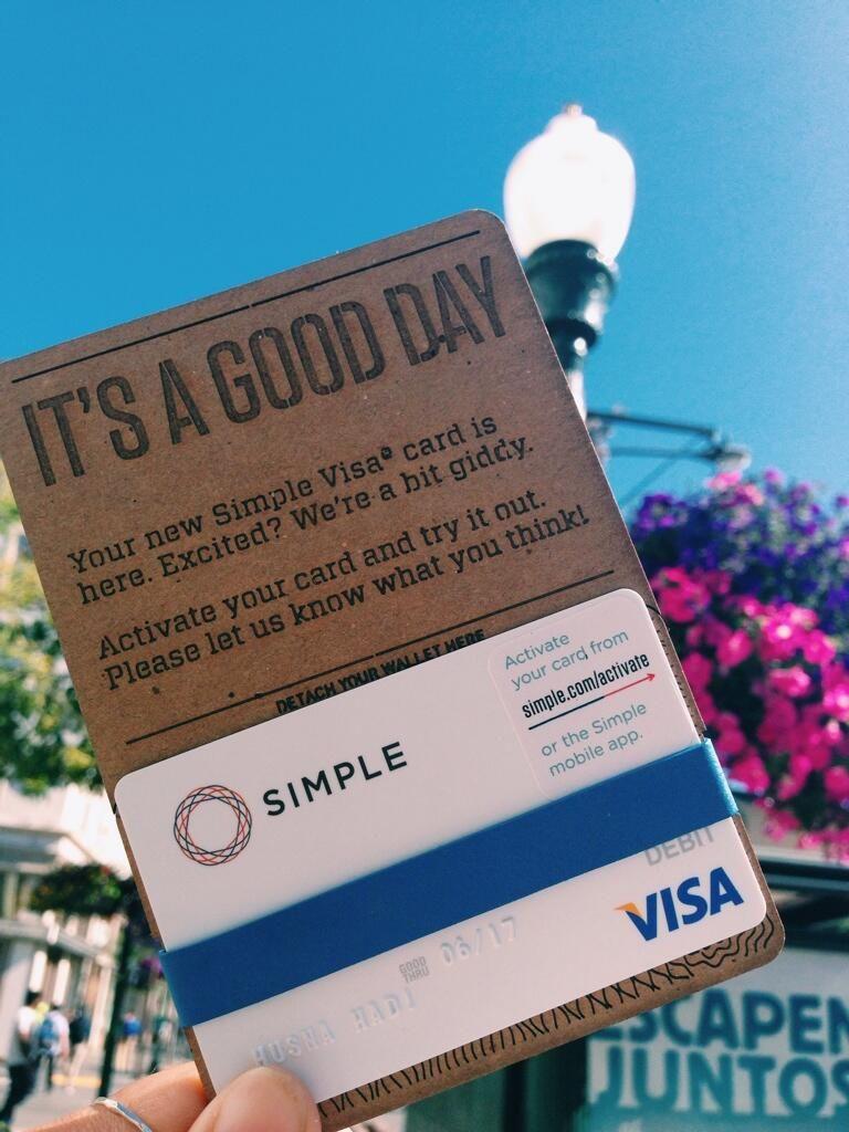 Husna Hadi On Credit Card Design Cards Simple App